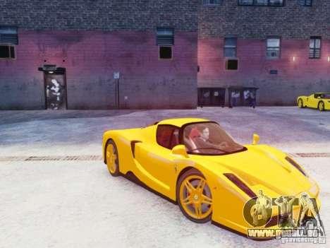 Ferrari Enzo 2002 für GTA 4 Seitenansicht
