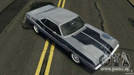 Dodge Challenger RT 1970 v2.0 pour GTA 4