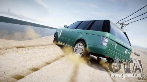 Range Rover Vogue für GTA 4-Motor