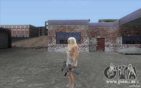 Dina für GTA San Andreas