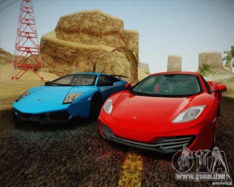 ENBSeries by ibilnaz v 2.0 pour GTA San Andreas troisième écran