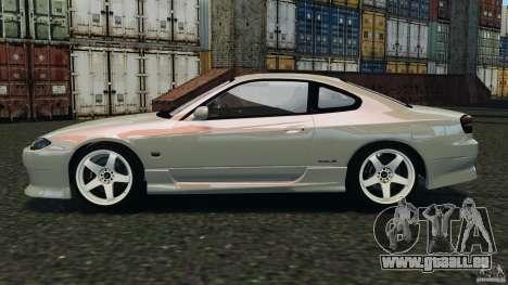 Nissan Silvia S15 Drift für GTA 4 linke Ansicht