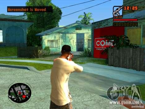 GTA IV Animation in San Andreas pour GTA San Andreas huitième écran