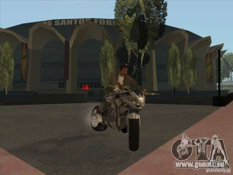 TLaD Double T Custom pour GTA San Andreas