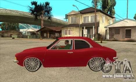 Ford Taunus Coupe pour GTA San Andreas laissé vue