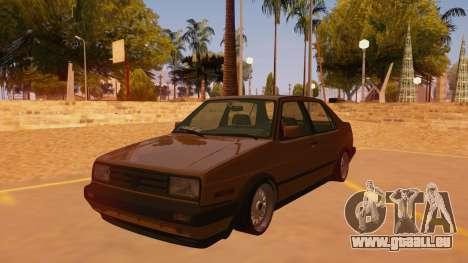 Volkswagen Jetta Mk2 für GTA San Andreas