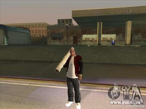 M72 LAW-Bazooka pour GTA San Andreas troisième écran