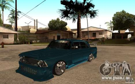 AZLK 412 Tuning pour GTA San Andreas