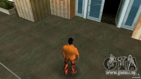Orange Man für GTA Vice City zweiten Screenshot
