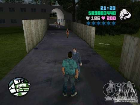 New Police für GTA Vice City zweiten Screenshot
