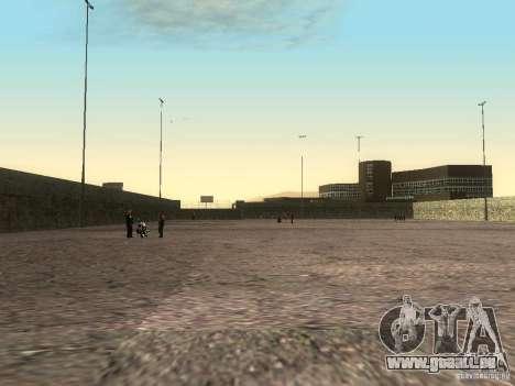 L'école réaliste motards v1.0 pour GTA San Andreas septième écran