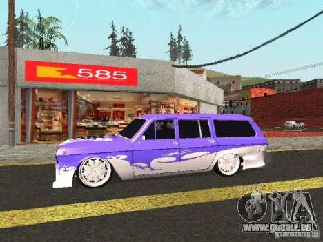 Lowrider GAZ 24-12 pour GTA San Andreas