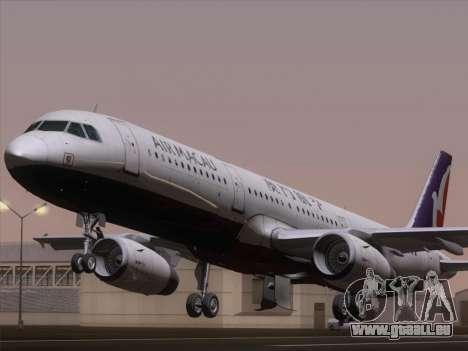 Airbus A321 Air Macau für GTA San Andreas