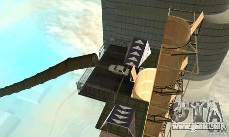 Airport Stunt für GTA San Andreas sechsten Screenshot