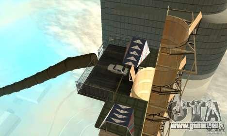 Airport Stunt pour GTA San Andreas sixième écran