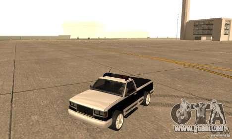 Autumn Mod v3.5Lite pour GTA San Andreas sixième écran