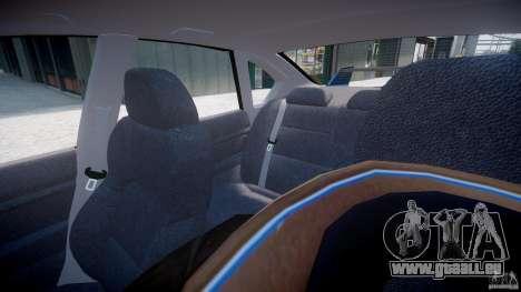 Subaru Legacy B4 GT für GTA 4 Innen