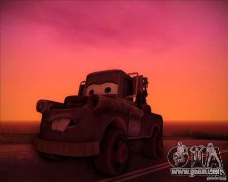 Car Mater für GTA San Andreas