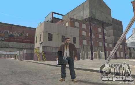 Netbook MSI pour GTA San Andreas