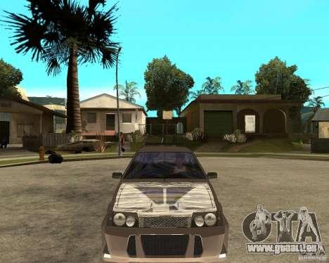 VAZ 21093 LiquiMoly für GTA San Andreas Rückansicht