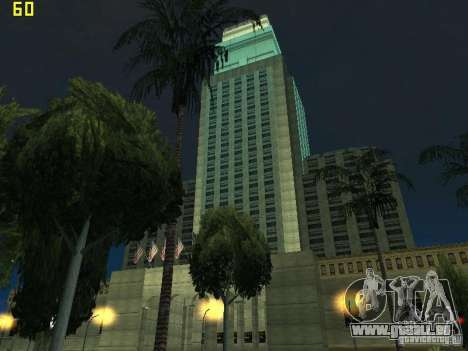 GTA SA IV Los Santos Re-Textured Ciy für GTA San Andreas neunten Screenshot