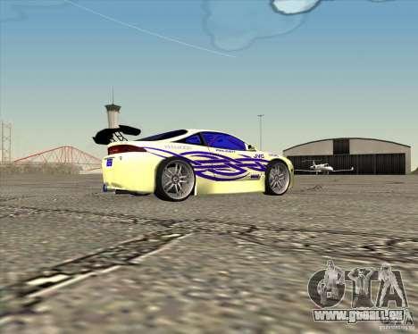 Mitsubishi Eclipse street tuning für GTA San Andreas linke Ansicht