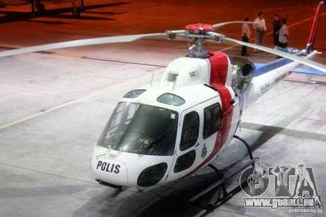 Eurocopter AS350 Ecureuil (Squirrel) Malaysia für GTA 4