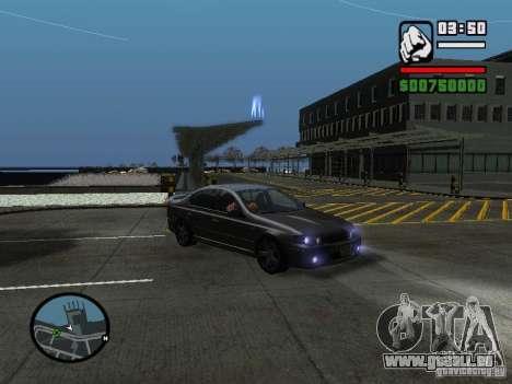 Ford Falcon XR8 für GTA San Andreas rechten Ansicht
