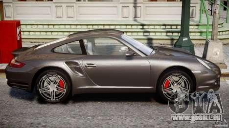 Porsche 911 Turbo für GTA 4 obere Ansicht