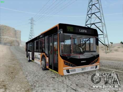 Design X4 pour GTA San Andreas vue de droite