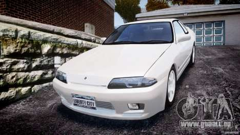 Nissan Skyline R32 GTS-t 1989 [Final] pour GTA 4