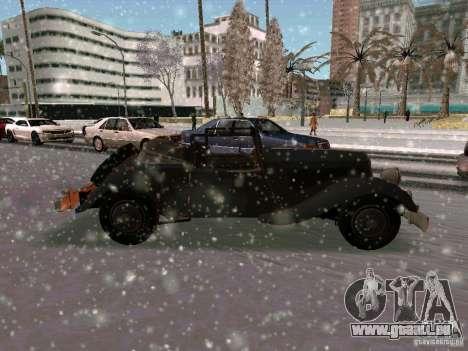 Auto Sabotage jeu pour GTA San Andreas vue de droite