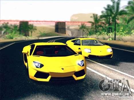 Lamborghini Aventador LP700-4 2011 V1.0 pour GTA San Andreas roue