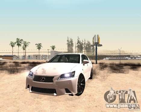 Star ENBSeries by Nikoo Bel SA-MP für GTA San Andreas fünften Screenshot