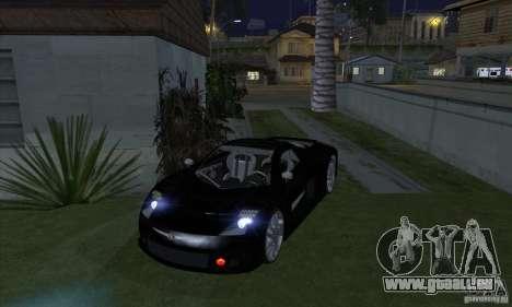 Xenon-Scheinwerfer (Xenon-Scheinwerfer) für GTA San Andreas her Screenshot
