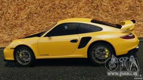 Porsche 911 GT2 RS 2012 v1.0 pour GTA 4 est une gauche