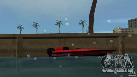 San Andreas Coast Guard pour une vue GTA Vice City de la gauche