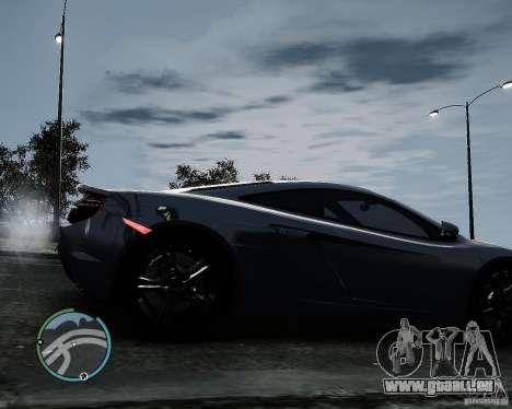 McLaren MP4-12C [EPM] 2011 pour GTA 4 est un droit