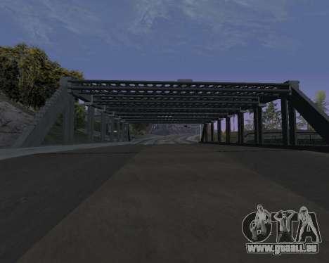 Pont en LS pour GTA San Andreas quatrième écran