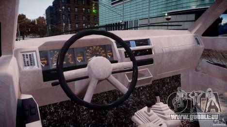 Nissan Terrano pour GTA 4 est un droit