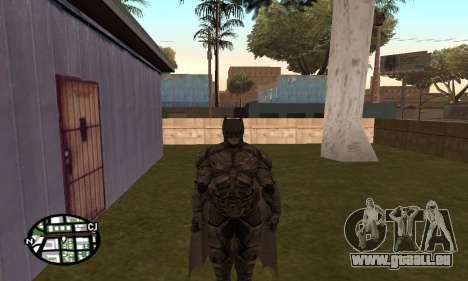 Dark Knight Skin Pack für GTA San Andreas sechsten Screenshot