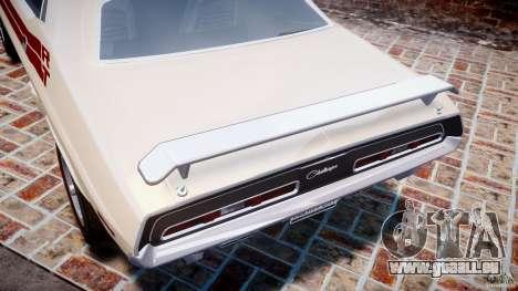 Dodge Challenger 1971 RT pour GTA 4