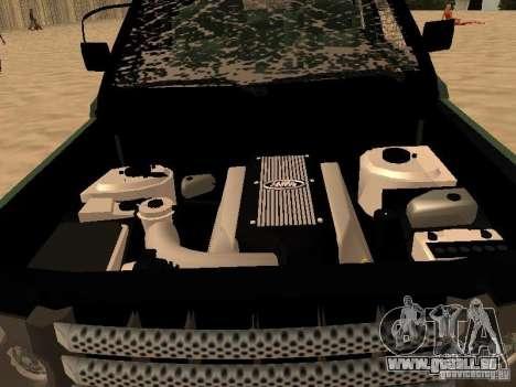 Land Rover Range Rover Sport für GTA San Andreas Seitenansicht
