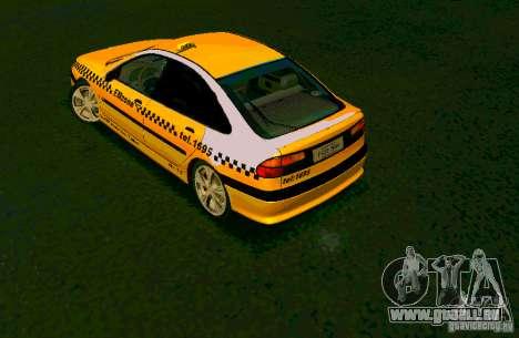 Renault Megane Taksi pour GTA San Andreas laissé vue