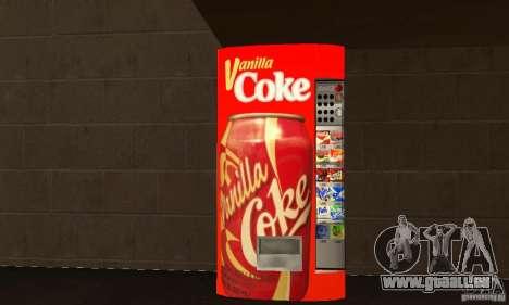 Cola Automat 5 pour GTA San Andreas