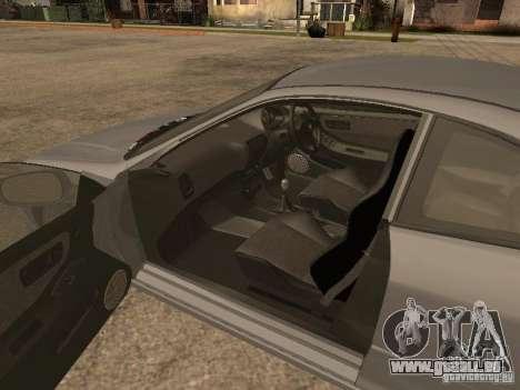 Honda Integra 2000 für GTA San Andreas rechten Ansicht