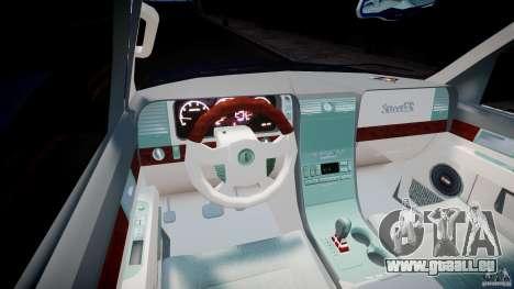 Lincoln Navigator 2004 pour GTA 4 Vue arrière