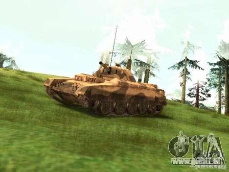 Crusader Mk. III pour GTA San Andreas