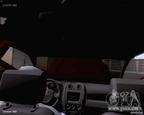 VAZ 2190 Drain pour GTA San Andreas vue de côté