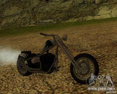 Hexer bike für GTA San Andreas